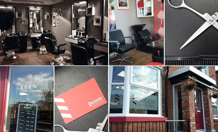 Rogers Barbers - St.Johns, Quality Mens Hair Cuts and Student Barbers, Worcester.
